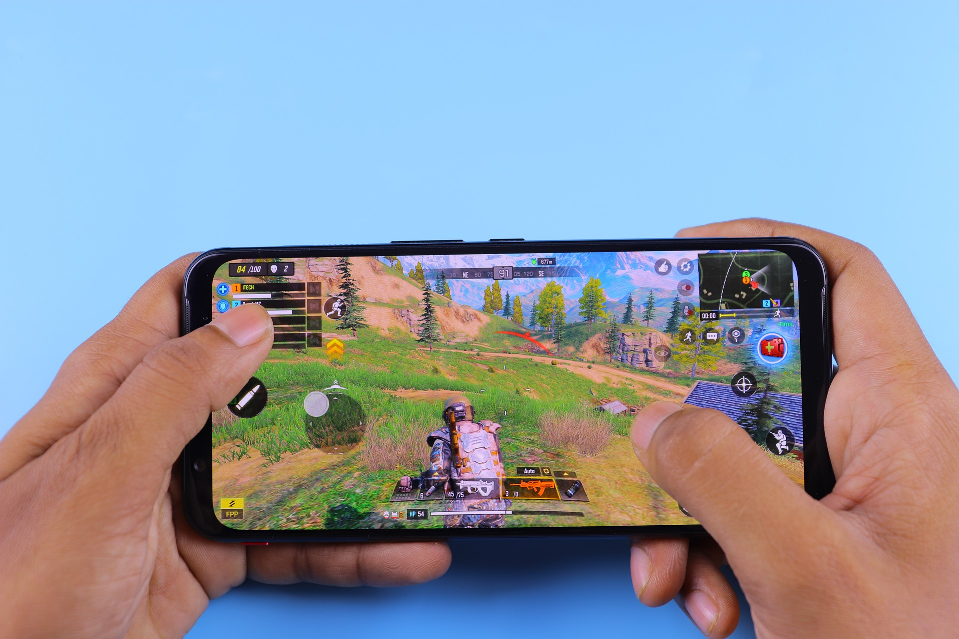 Best games for Mobile in 2021
