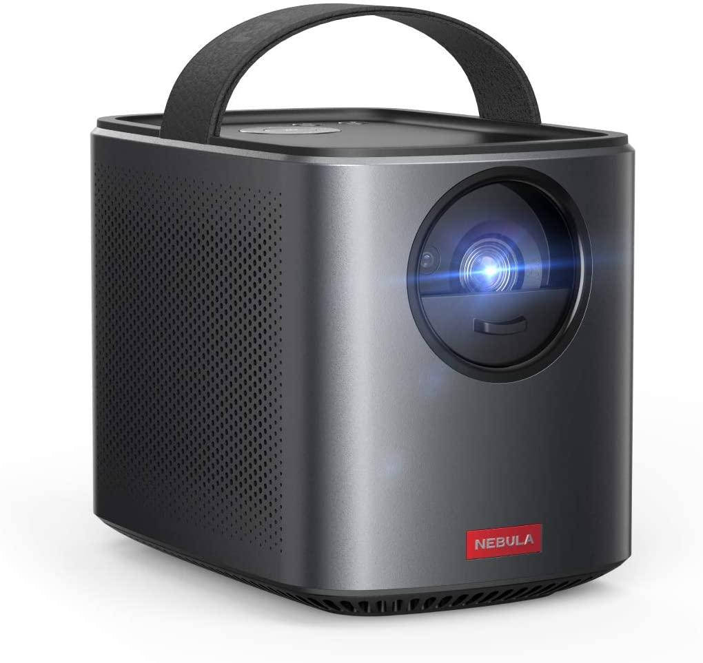 Anker Nebula mars II pro projector black