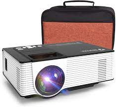 zeacool mini projector on amazon